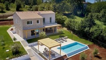 Vila na prodaju u blizini Motovuna